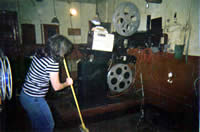 Cleaning up the Rialto